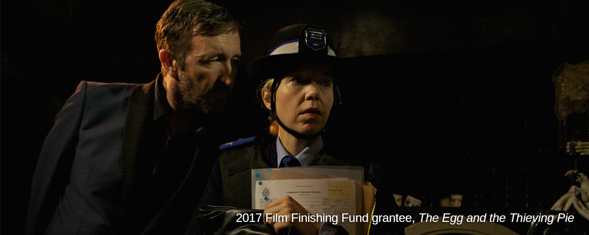 Film Finishing Fund 2017 grantee The Egg and the Thieving Pie